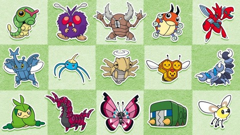 pokemon-insect